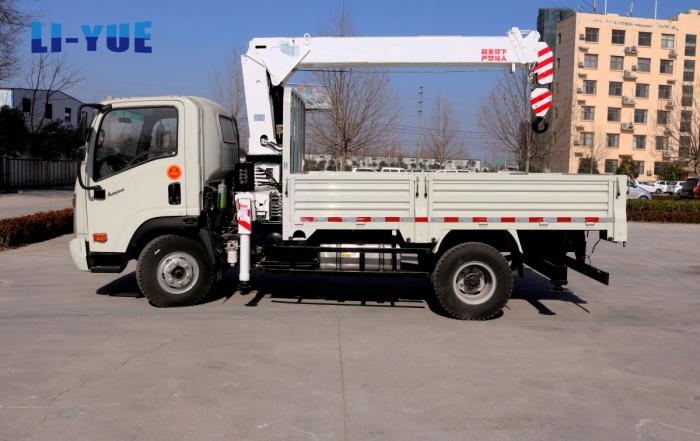 Knuckle Boom Crane | Henan Liyue Machinery Equipment Co , Ltd